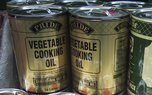diesel vegetable oil