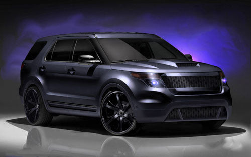 custom ford explorer galpin