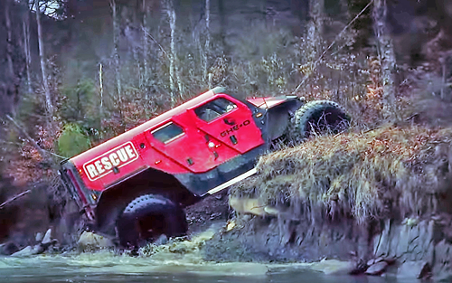 Ghe-O Rescue Off-Road