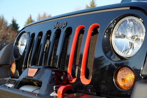 wrangler concept series 2014 jeep wrangler level red jeep wrangler grille level red