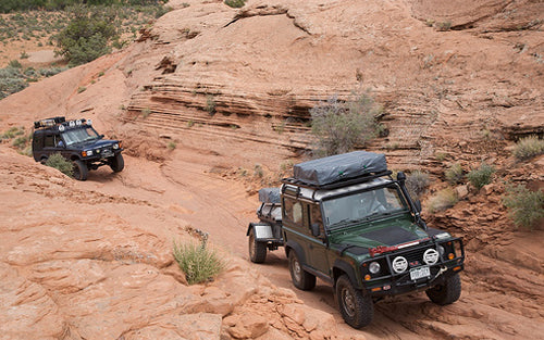 off road obstacles