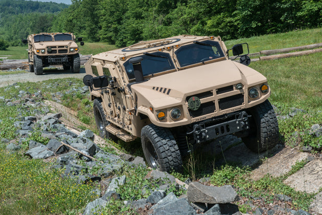 hummer replacement jltv