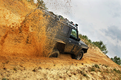off roading basics differential