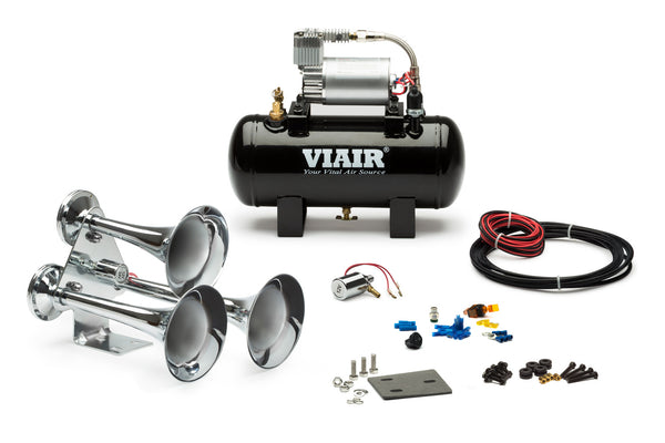 Loud Mouth 120 PSI Triple Train Horn Kit