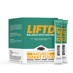 LIFT'D SMARTFOOD Health Balance Support