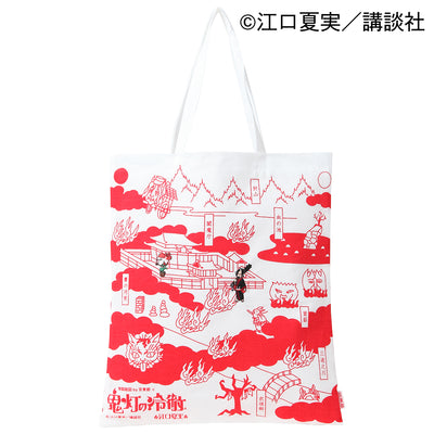 Tote Bag/Hozuki in the Picture of Hell
