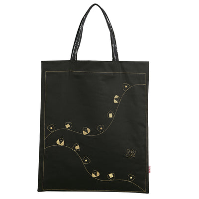 Tote Bag/The Rolling Rice Balls