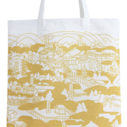 Tote Bag/Rakuchu (Yellow)