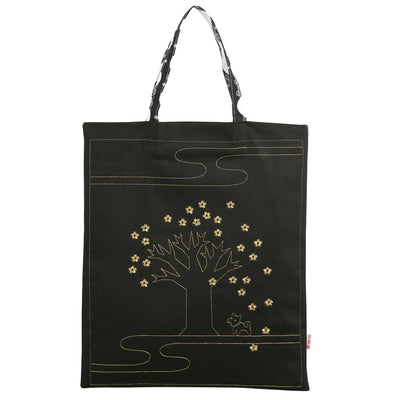 Tote Bag/The Old Man Who Made Withered Trees to Blossom