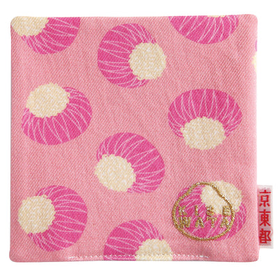 Coaster/Pink Chrysanthemum Rice Cakes