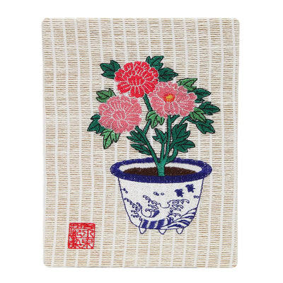 Interior Fabric Panel/Botan (Paeony)