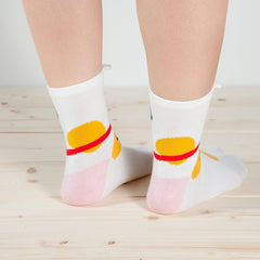 "Tabi Socks/""Mike"" Japanese Bobtail"