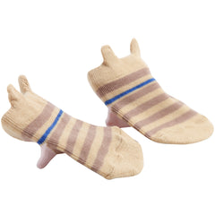 "Cat Baby Socks/""Tora"" Tiger Cat"
