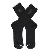 Cotton Slab Socks/Ninja