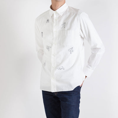 Men's Shirt/frogs