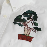 Men's Shirt/Pocket Bonsai Juniperus