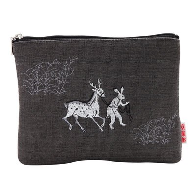"Pouch/A Deer from ""Choujugiga"""
