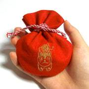 Treasure Pouch/Komainu the lion-dog/ Drum