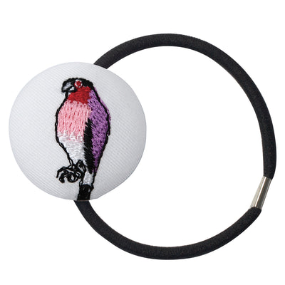 Hair tie/Bullfinch