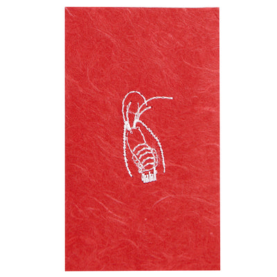Petit envelope/Shrimp [Red]