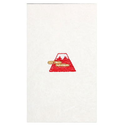 Petit envelope/Red Fuji