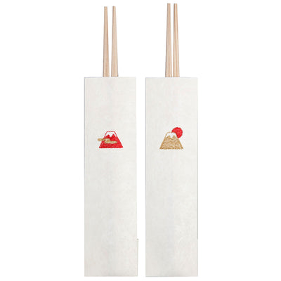 Washi Chopsticks case/Mt. Fuji
