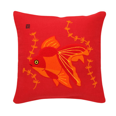 Cushion Cover/Ryukin Goldfish