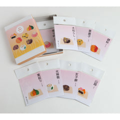 Patches Set/Autumn Japanese Sweets