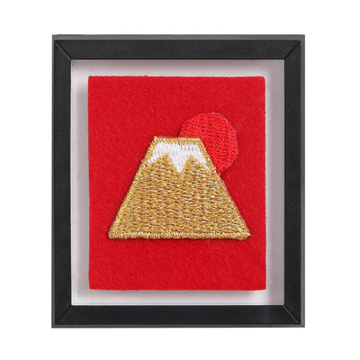 Mini Art Frame/Golden Fuji