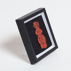 Mini Art Frame/Venus Clay Figure