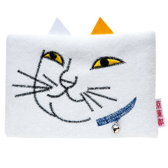 "Tissue Case/""Tama"" Calico Cat"