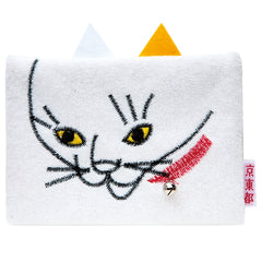 "Tissue Case/""Mike"" Japanese Bobtail"
