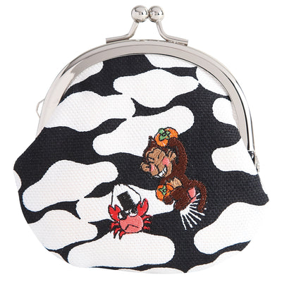 Mini Purse/The Monkey-Crab Battle