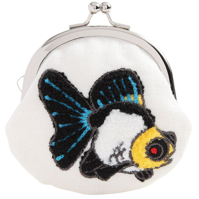 Mini Purse/Panda Moor[White]