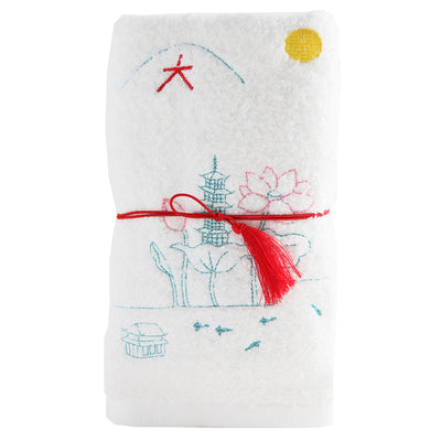 Face Towel/August