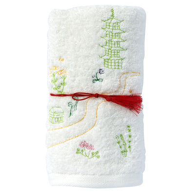 Face Towel/April