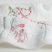 Face Towel/July of Edo
