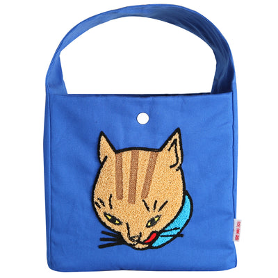 "Cat Mini Bag/""Tora"" Tiger Cat"