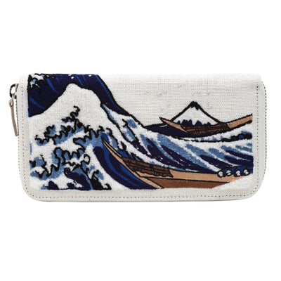 Wallet Long/The Great Wave