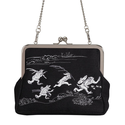 Clutch bag/Chased monkey