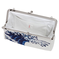 Clutch bag/The Great Wave