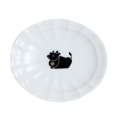 Tiny Plate/Year of the Ox