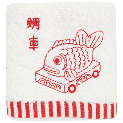 Hand Towel/Sea Bream Car