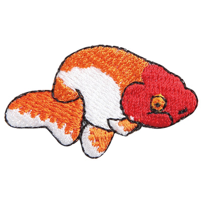 Patch/Ranchu Goldfish