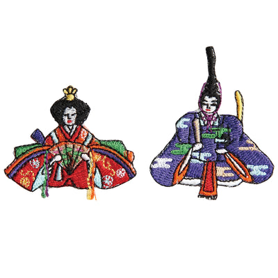 Patch/Emperor and Empress Dolls
