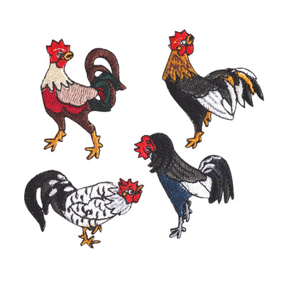 Patch/Roosters