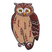 Patch/Horned Owl