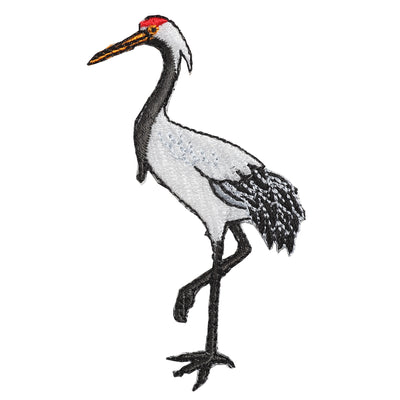 Patch/Red-Crowned Crane