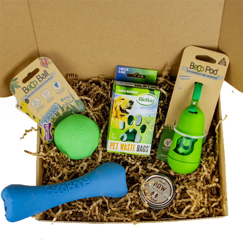 Pampered Pup Dog Gift Box