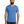 Allmade Men's Azure Blue Tri-Blend Short Sleeve V-Neck T-Shirt | Allmade® Apparel
